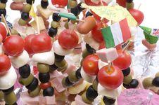 Free Italian Taste Royalty Free Stock Photo - 20460875