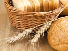 Free Bread Royalty Free Stock Images - 20461339