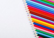 Free A Number Of Colour Pencils Stock Image - 20462021
