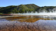 Free Grand Prismatic Landscape Stock Image - 20462361