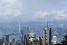 Free Hong Kong S Skyline Stock Photos - 20462703