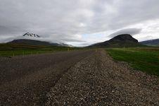 Free Landscape On Iceland Stock Photography - 20463132