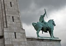 Free Monument Of Louis IX Of France, Paris, France Royalty Free Stock Images - 20463479