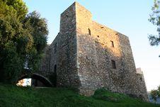 Free Carthusian Castle Of Vallparadis Royalty Free Stock Photos - 20465018