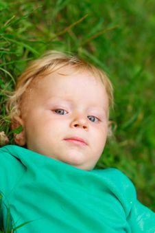 Free Demanding Baby Royalty Free Stock Photos - 20466058