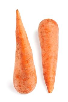 Free Carrots Royalty Free Stock Photos - 20466188