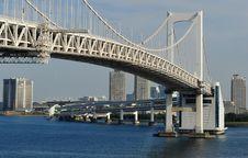 Free Rainbow Bridge Stock Images - 20466244