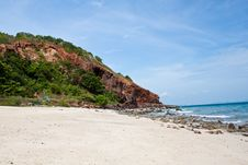Free Beautiful Beach At Pattaya City Thailand Stock Photos - 20466313