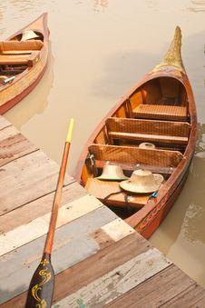 Free Small Boats Stock Photo - 20468290