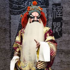 Free Chinese Traditional Opera Actor Royalty Free Stock Photography - 20468627