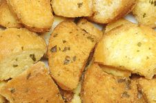 Free Delicious Bread Croutons Royalty Free Stock Photo - 20468665