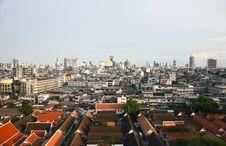 Free Bangkok City Stock Photography - 20468972