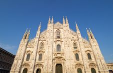 Free Milan Cathedral Stock Photos - 20469793