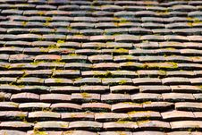 Free Roof Tiles Stock Photo - 20469800