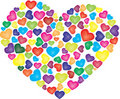 Free Vector Of Heart Royalty Free Stock Photos - 20474428