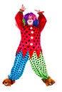 Free Holiday Clown Royalty Free Stock Photos - 20474458