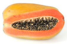 Free Papaya Fruit. Stock Images - 20471294