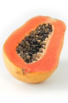Free Papaya Fruit Stock Images - 20471354