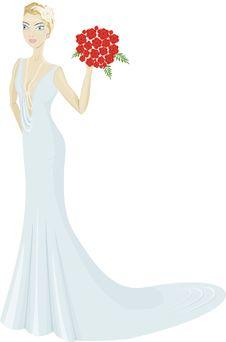 Free Beautiful Bride Royalty Free Stock Photo - 20471995