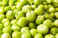 Free Green Peas Stock Image - 20474001