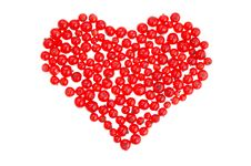 Free Fruit Heart Stock Images - 20474264
