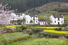 Free Wuyuan, China: Rural Houses Stock Photography - 20474922
