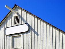 Free White Barn Stock Photos - 20475013
