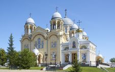 Free Orthodox Christian Temple Stock Photography - 20475132