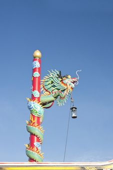 DRAGON CLIMBING POLE
