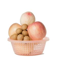 Free Fruit Basket Royalty Free Stock Images - 20475999