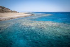 Free Coral Reef And Dive Site In Red Sea Stock Images - 20477434