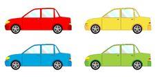 Free Vehicle Pack - Sedan Royalty Free Stock Photography - 20477827
