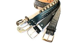 Free Belts Royalty Free Stock Photo - 20477935