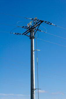 Free Electric Pole Stock Photos - 20478003