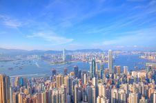 Free Hong Kong At Day Stock Photography - 20478802