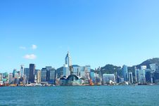 Free Hong Kong At Day Royalty Free Stock Photos - 20478838