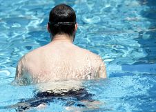 Swimming Breastroke Professional Stock Photos