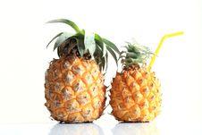 Free Pineapple Juice Stock Photography - 20479702