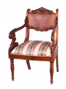 Free Antiquarian Chair Royalty Free Stock Photos - 20479738