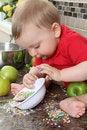Free Kitchen Baby Stock Photos - 20482223