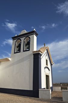 Church, Castro Marim Stock Images