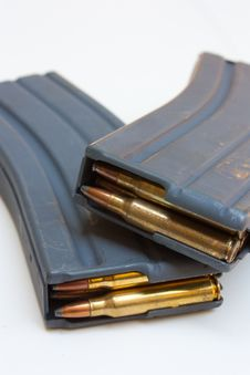 Free M-16 Magazines Stock Photos - 20480443
