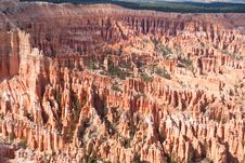 Free Bryce Canyon Hoodoos 3 Stock Photography - 20481232