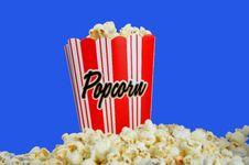 Free Popcorn Fun Stock Photography - 20481362