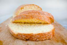 Free Sicilian Semolina Bread Royalty Free Stock Photography - 20481857