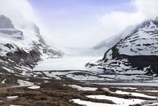Free Columbia Icefield Royalty Free Stock Photos - 20482288