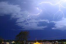 Free Lightning-2 Stock Image - 20482961