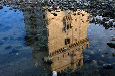 Free Belem Tower Royalty Free Stock Image - 20483036