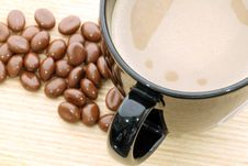 Free Cup Of Coffee Stock Photography - 20483132