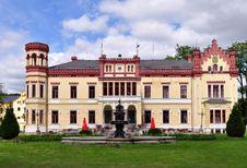 Free Chateau Mostov,Czech Republic Stock Photography - 20483422